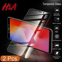 2Pcs Glass Xiaomi Redmi Note 6 5 Pro Protective Tempered 6a Screen Protector - $9.30+