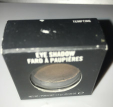 MAC EYESHADOW Eye Shadow TEMPTING Lustre Full Size 1.5g/0.05oz New In Box - $44.88