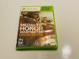Microsoft XBOX 360 - Medal of Honor Warfighter Limited Edition - $10.00
