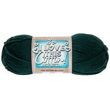 I Love This Cotton Yarn! in Forest - Crocheting - Knitting - Crafting