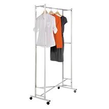 Honey Can Do Folding Garment Rack - $65.30
