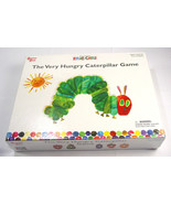 Eric Carle The Very Hungry Caterpillar Preschool Game Counting Color Con... - $16.66