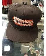 NWOT Vintage Cleveland Browns New Era Rope Adjustable Snapback Hat Cap New - $59.39