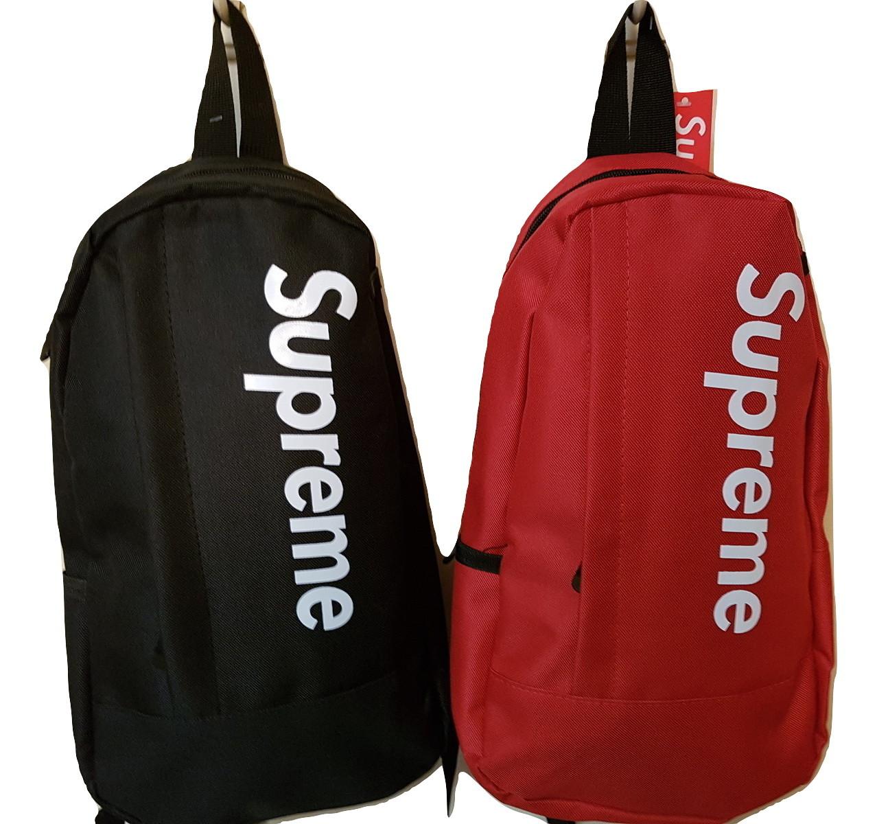 One Shoulder Strap Book Bag