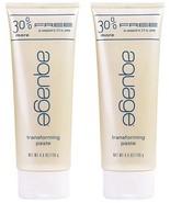 Aquage Transforming Paste 30% Bonus Size 4.6oz / 130g (PACK of 2) NEW & ... - $28.79