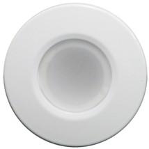 Lumitec Orbit Flush Mount Down Light Spectrum RGBW - White Housing [1125... - $125.99