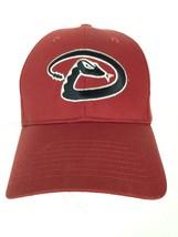 Forty-Seven Brand '47 MLB Arizona Diamondbacks Large Fitted Hat Cap Red - $10.80