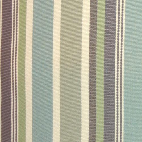 Pillow Decor - Sunbrella Brannon Whisper Stripes 20x20 Outdoor Pillow