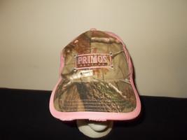 Primos Hunting Realtree pink camouflage bling bling deer womens hat sku30 - $27.83