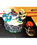 Sklylanders Frozen Figures With a Portal - $9.75