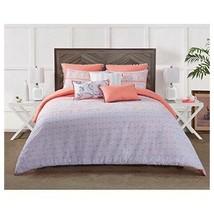 Antik Batik Lavender Twin XL Comforter Set Anthropologie TXL Twin Extra ... - $29.64