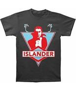 Islander Men's Dracula Vampire Blood Sucker T-shirt Grey - $19.79