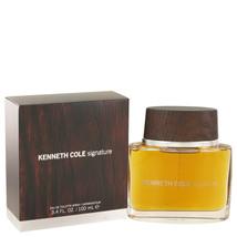 Kenneth Cole Signature by Kenneth Cole Eau De Toilette Spray 3.4 oz (Men) - $26.69
