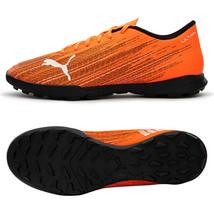 Puma Ultra 4.1 TT Turf Football Boots Soccer Cleats Shoes Orange 10609501 - $72.99