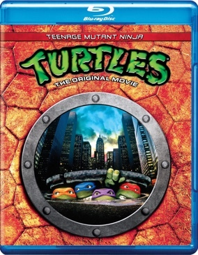 Teenage Mutant Ninja Turtles [Blu-ray, 1990]