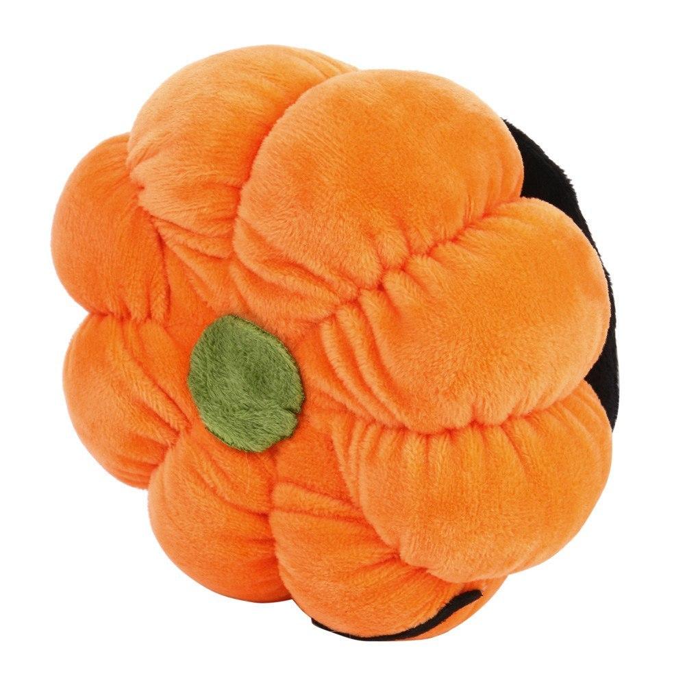 13cm Halloween Pumpkin Shape Doll pillow Party Decoration Cushions Car Bed