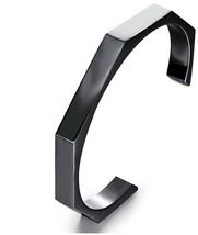 YOUWANG Stainless Steel Bangle Bracelets Cuff Bangle For Women Girls (Grey) - $47.40