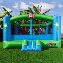 Inflatable Bounce House with Blower Kids Jumper Backyard Yard Party Boun... - $858.28