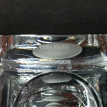 1 (One) VERA WANG WEDGWOOD Modern Graphic Votive w Dot DISCONTINUED - Signed image 3