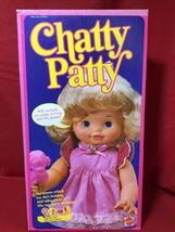 Chatty Patty doll - $49.88
