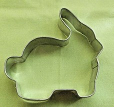 Metal Rabbit Bunny Christmas Cookie Cutter Easter Spring Crafts Good Con... - $5.20