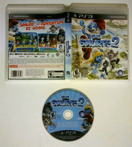The Smurfs 2 II [Sony Playtation 3 2013] ps3 kids game RATED E based on ... - $13.49
