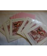 Bridal Shower Invitation Pack Of  8 Cards With Envelopes - $2.94