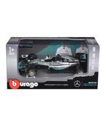 Mercedes AMG Petronas F1 W07 #6 Hybrid Nico Rosberg F1 Formula 1 Car 1/4... - $21.60