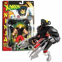 Marvel Comics Year 1996 X-Men Ninja Force Series 5-1/2 Inch Tall Figure ... - $39.99