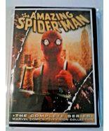 Spiderman 1977 Complete Live Action TV Series 4 DVD Set - Nicholas Hammond - $21.94