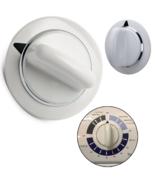 Timer Knob For GE Dryer DBSR463EG6WW DBSR463GG7WW DLSR483EG4WW DBXR463EG7WW - $8.99