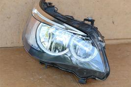 04-07 Bmw E60 525i 530i 545i 550 M5 Halogen Headlight Passenger Right RH - MINT image 7