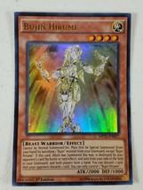 Yu-gi-oh! Trading Card - Bujin Hirume - MP15-EN017 - Ultra Rare - 1st Ed. - $1.00
