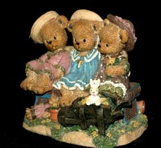 Berry Hill Bears Figurine AA-191985 Collectible Young image 3