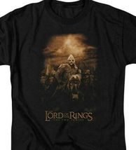 The Lord of the Rings The Two Towers Rohan Kingdom graphic t-shirt LOR2005 image 3