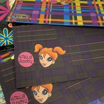 Lisa Frank Dream Writers Lot Ladybug Butterfly Sheets Notebooks Diary With Lock image 9