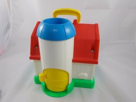 """Fisher Price Discovery Farm Activity Toy 8"""" Tall 1990 - $6.45"""