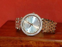 Pre Owned Women's Michael Kors MK-3216 Dress Analog Watch - $57.42