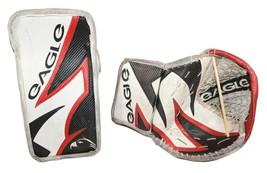 Eagle Sentry Hockey SR Goalie Catcher + Blocker - Adult Goal Glove Set 2... - $129.88