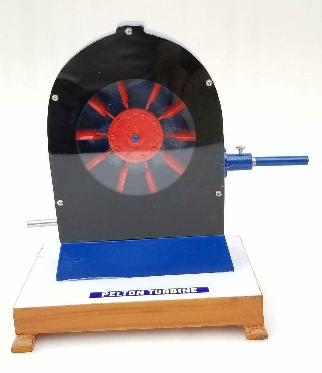 Rueda de agua Pelton para micro-generador hidro/turbina