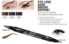 Milani Eye Tech Define 2 in 1 Brow & Eye Liner- Taupe, Med Brown or Dark... - $4.99
