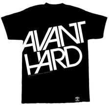 Dissizit Nero da Uomo Avant Rigido Scritta T-Shirt Graffiti Slick La Hip Hop
