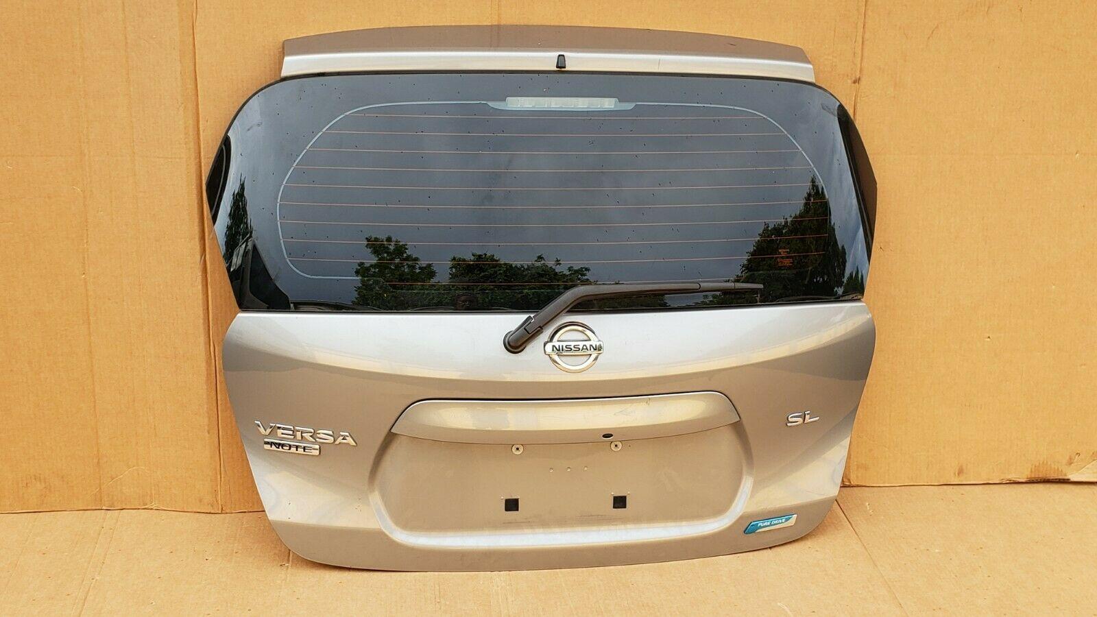 14-16 Nissan Versa Hatchback Rear Hatch Tailgate Liftgate Trunk Lid