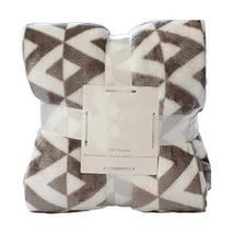 PANDA SUPERSTORE Flannel Throw Blanket Living Room Summer Blanket Rhombus, 200x1