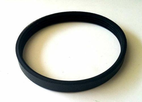 Nuovo con Cintura Centrale Pneumatico 62380 Pancake Compressore D'Aria Ser