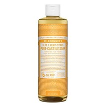 Dr. Bronner's Pure-Castile Liquid Soap – Citrus - 16 Ounce - $12.47