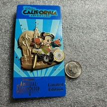 Disney Pin on Pin Minnie Mouse Carthay Circle Theater Annual Pass PBK09 ... - $27.08