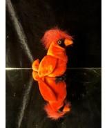 "TY Beanie Baby ""Mac"" The Cardinal – Rare with 4 Errors - $148.50"