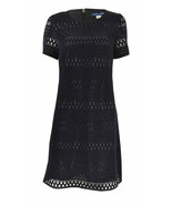 NEW Tommy Hilfiger Women's Velvet Lace A-Line Dress NWT size 4 $150 MSRP - $57.82