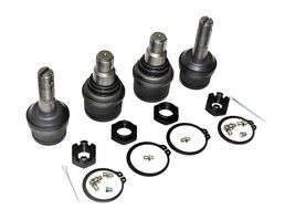 XRF CHASSIS KIT FORD F250 F350 Super Duty UPPER & LOWER BALL JOINT SET 99-06 image 4
